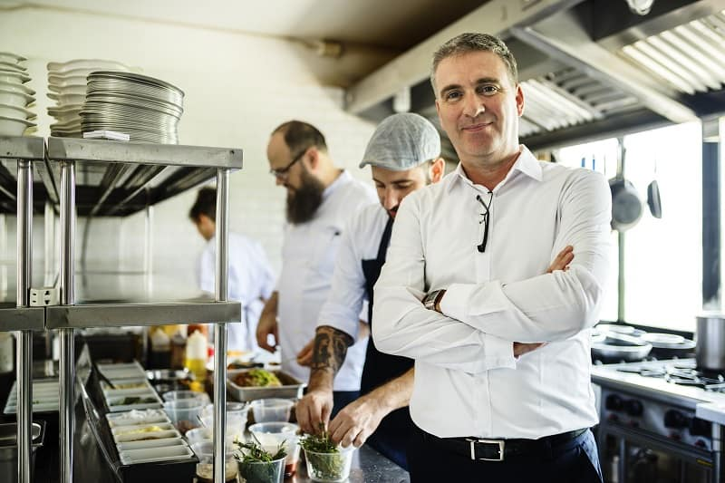 Restaurant Owner or Personal Chef - Small Business Ideas For Men