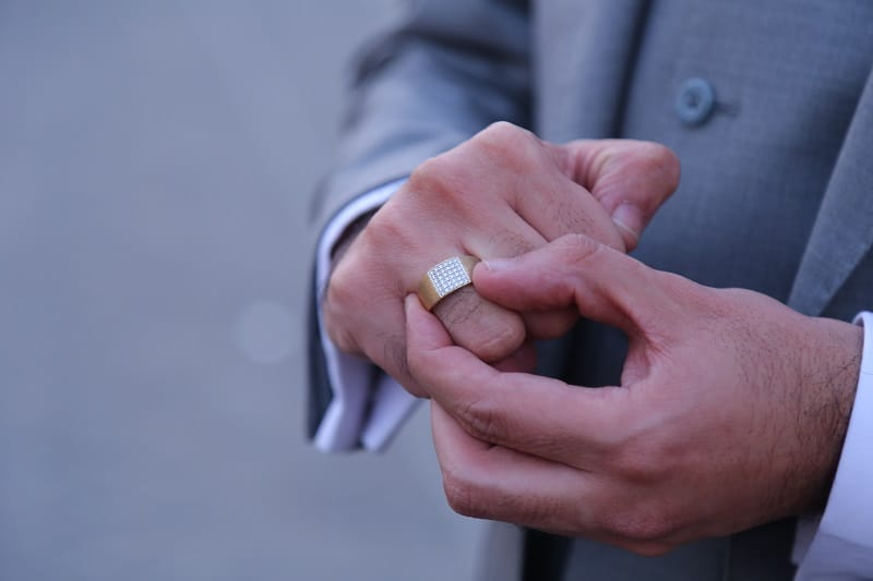 Rings-Fashion-Accessories-For-Men