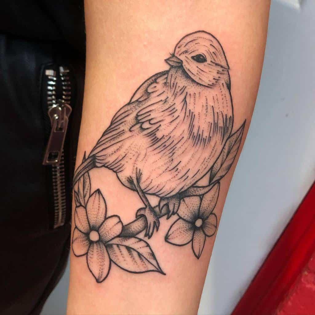 Robin Black Tattoo Benbillerstattoo