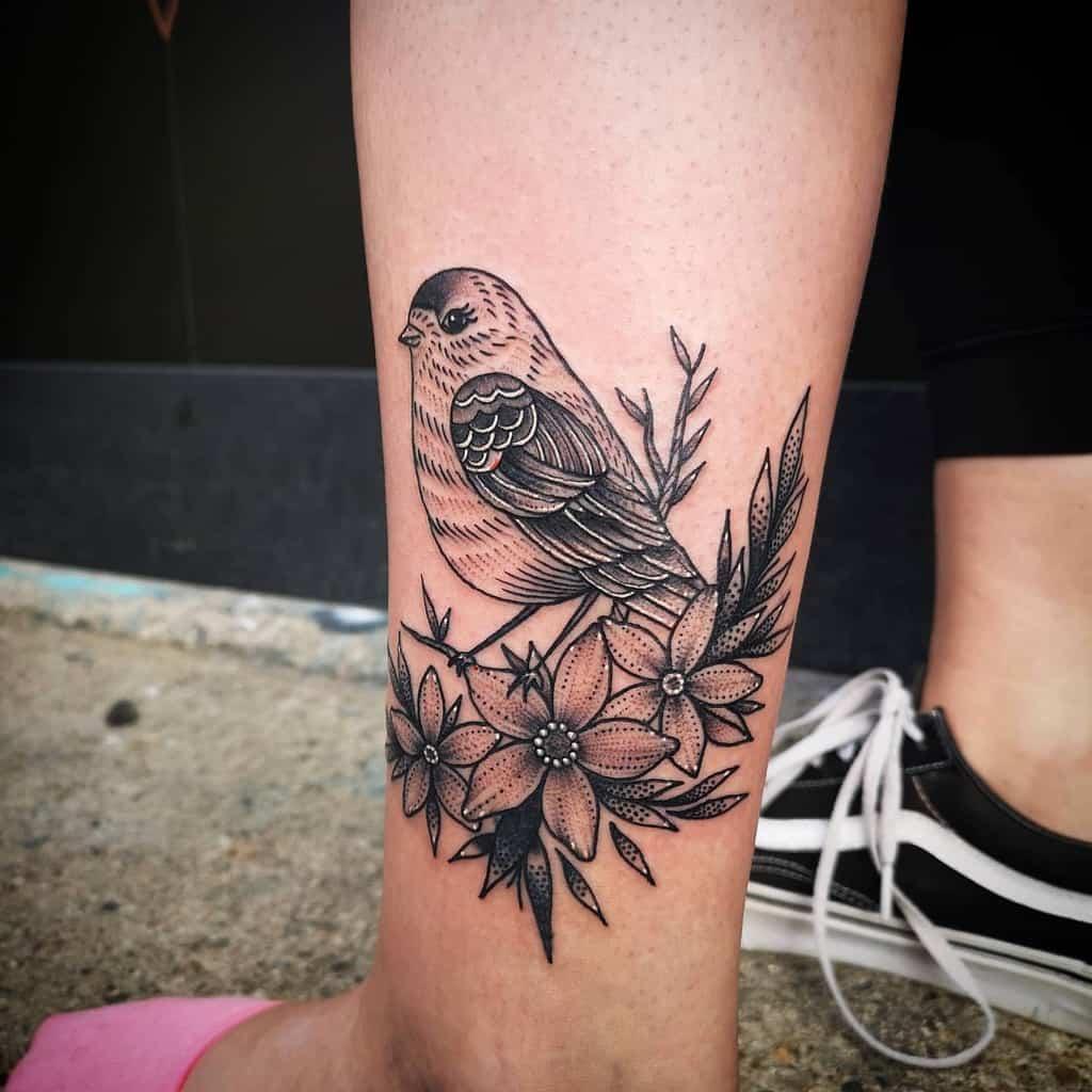 Robin Black Tattoo Ronanfostertattoo