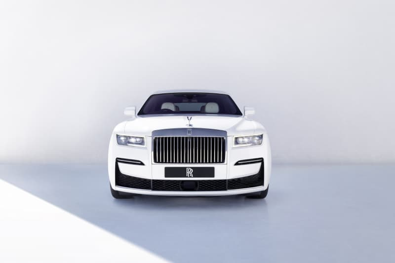 The New Ghost From Rolls Royce