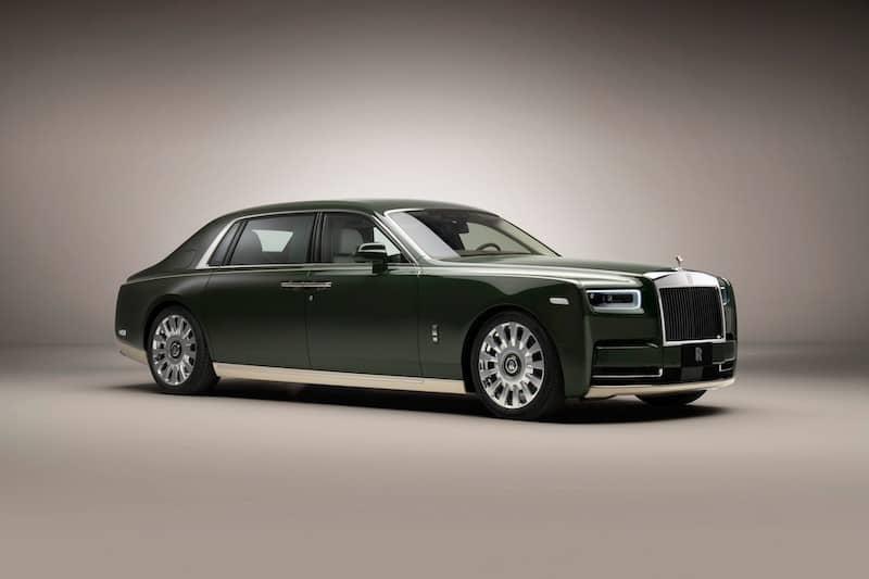 Japanese Billionaire Commissions Hermès x Rolls-Royce Phantom