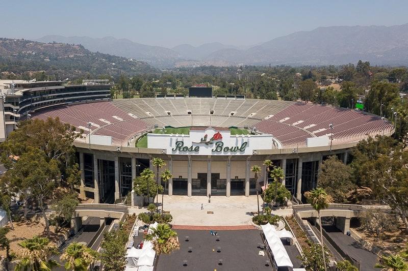 Rose Bowl, UCLA (Pasadena, California)