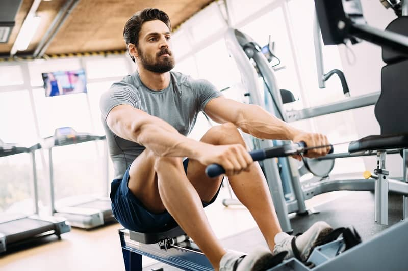 Rowing-Low-Impact-Exercises-All-Men