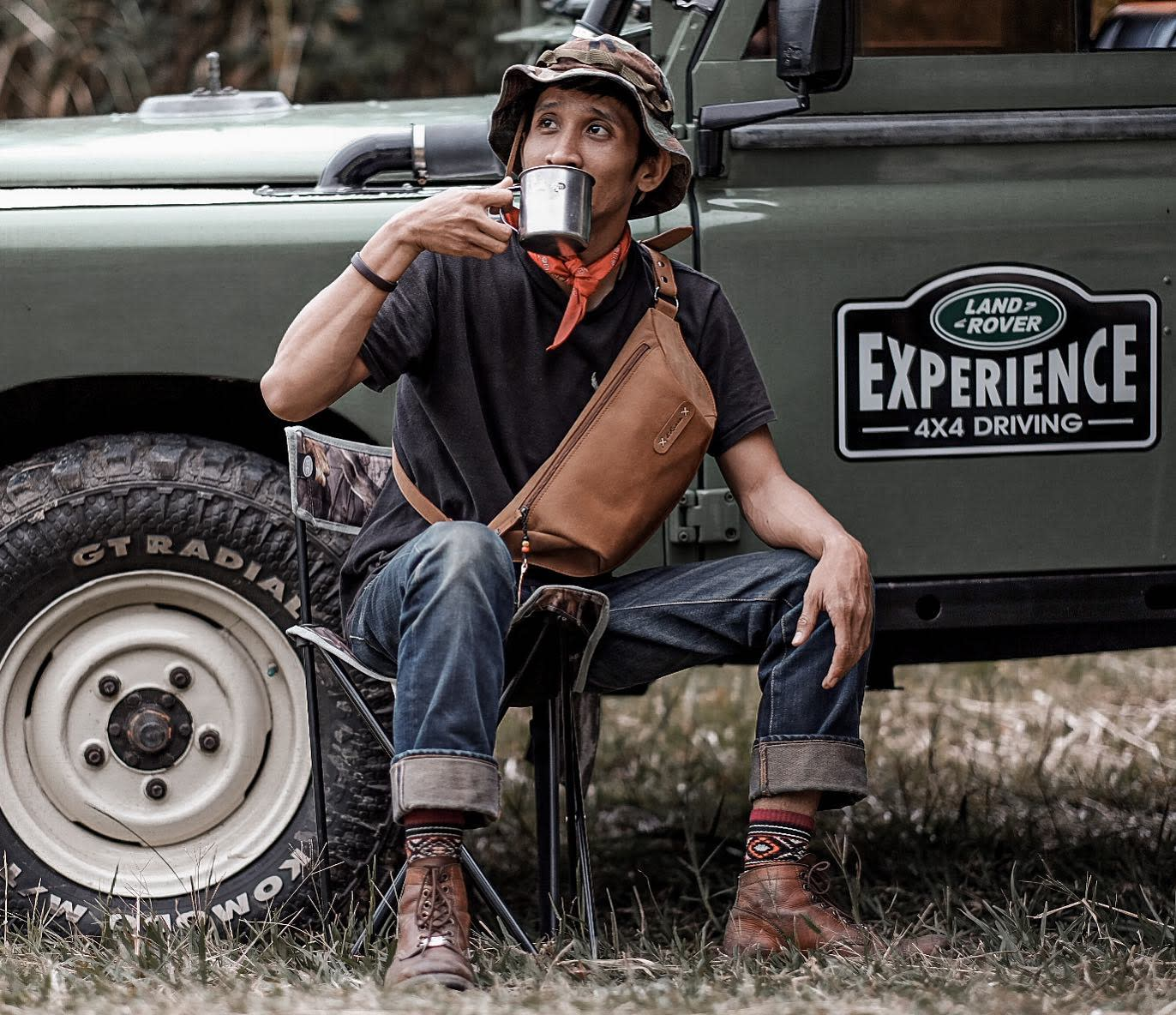 Accessories Rugged Style Ideas for Men -drussaleather