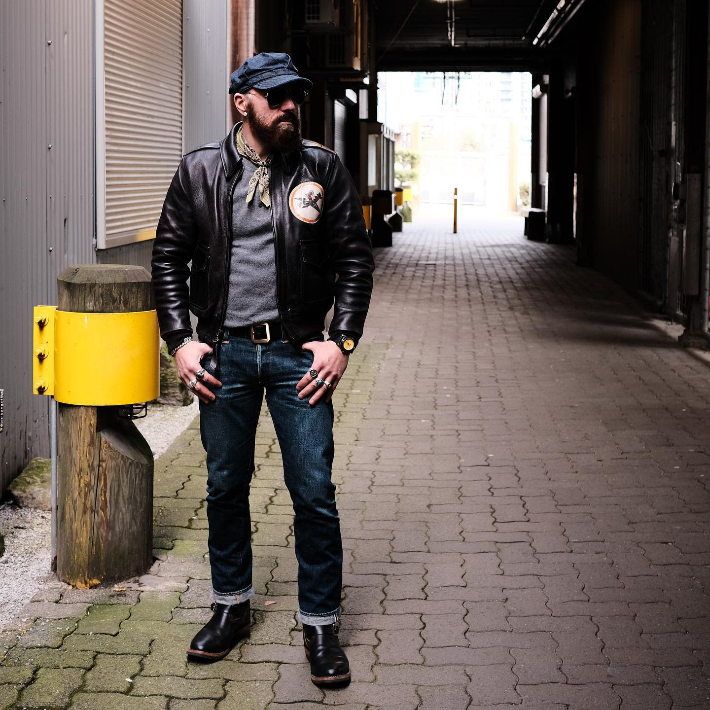 Accessories Rugged Style Ideas for Men -fjorde