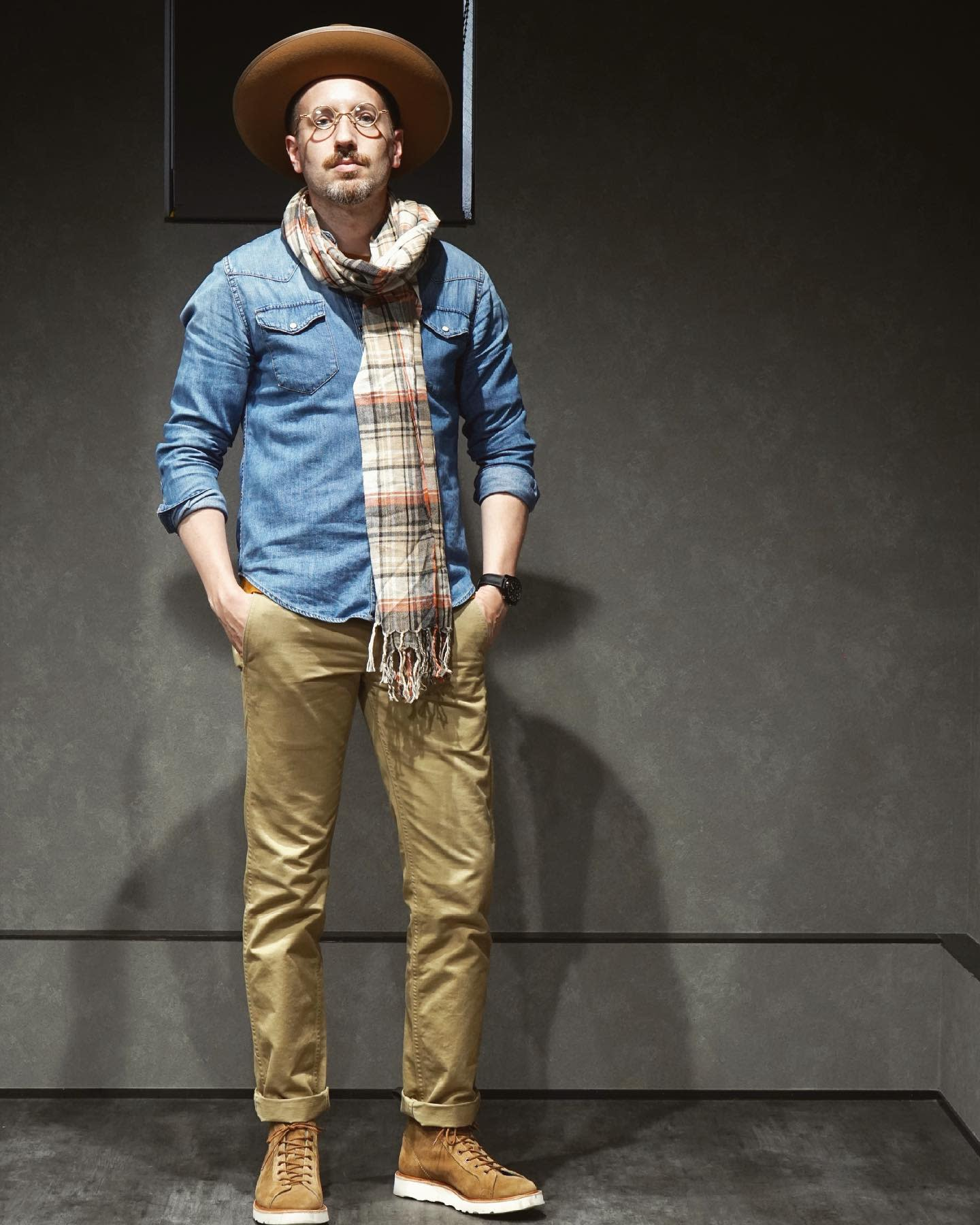 Accessories Rugged Style Ideas for Men -rawanddapper