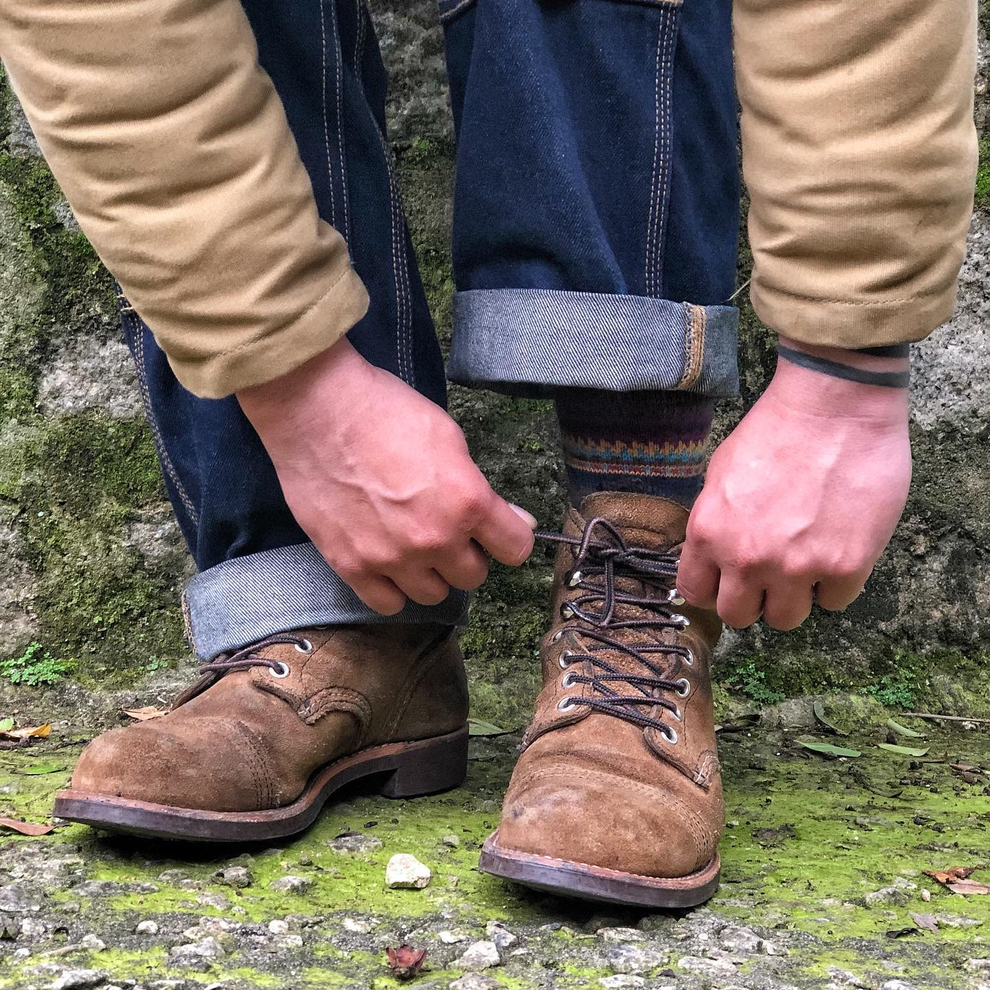 Boots Rugged Style Ideas for Men -kindsupply_co