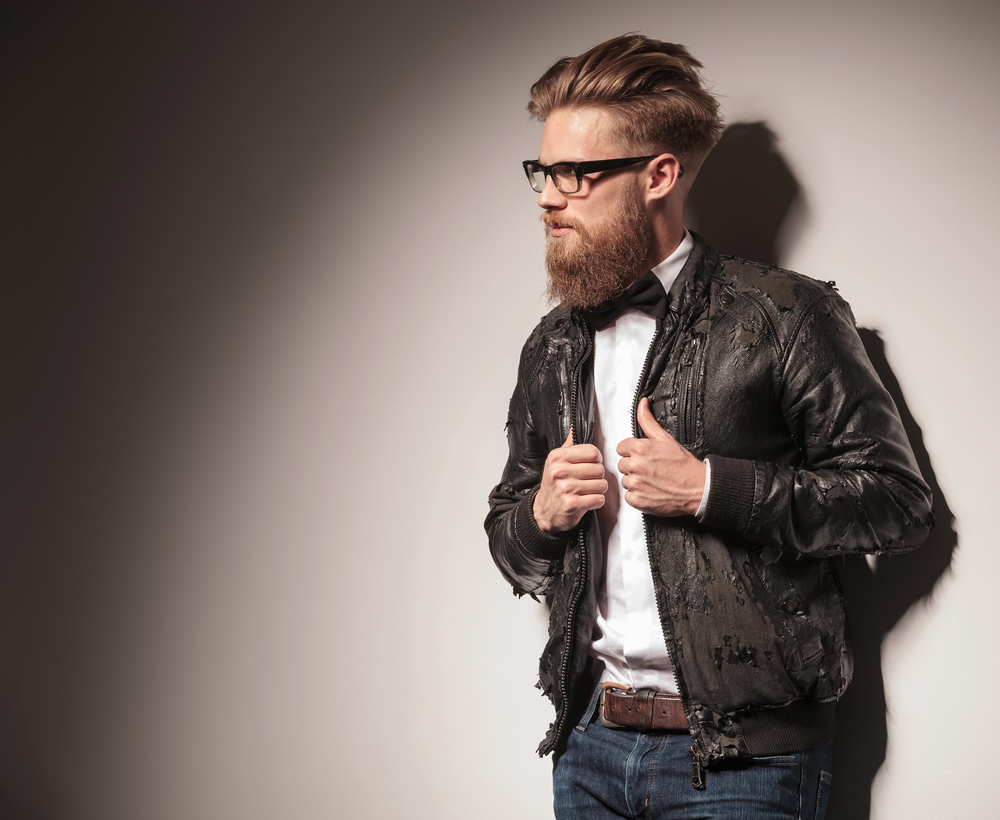 Edgy Rugged Style Ideas for Men 4