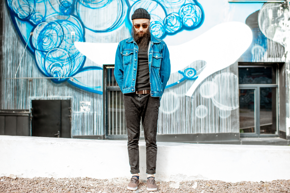 Edgy Rugged Style Ideas for Men 5