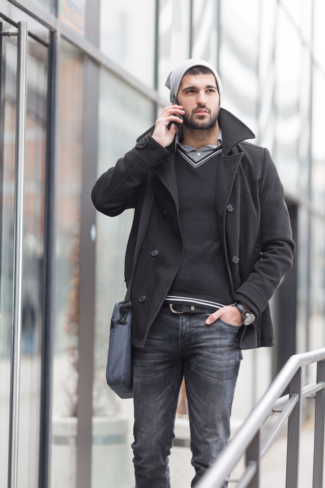Edgy Rugged Style Ideas for Men 6