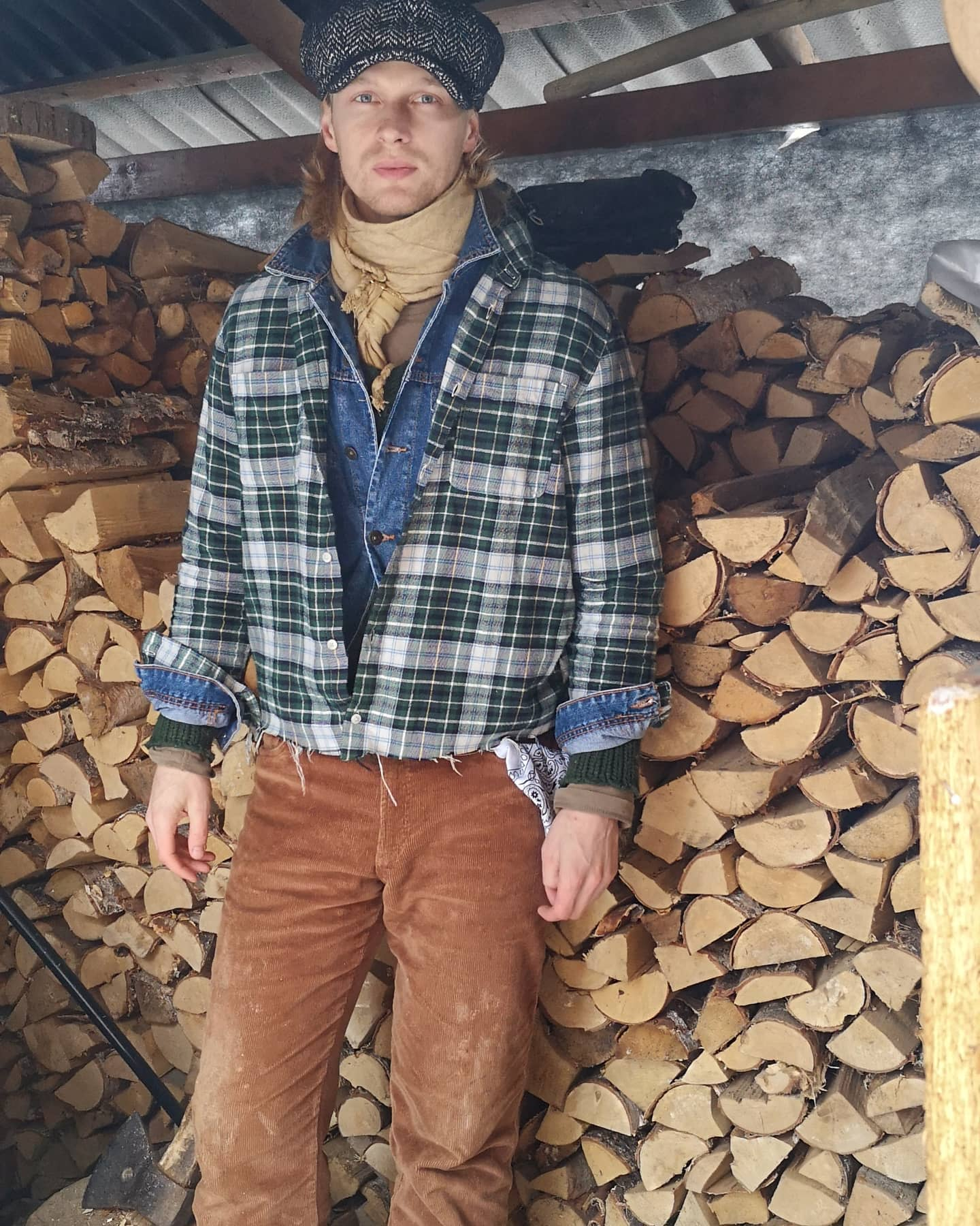 Lumberjack Rugged Style Ideas for Men -dainius_zakarauskas