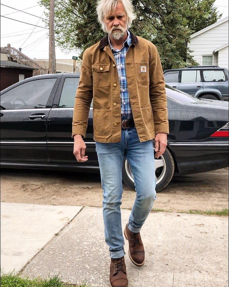 Lumberjack Rugged Style Ideas for Men -farmerusedto