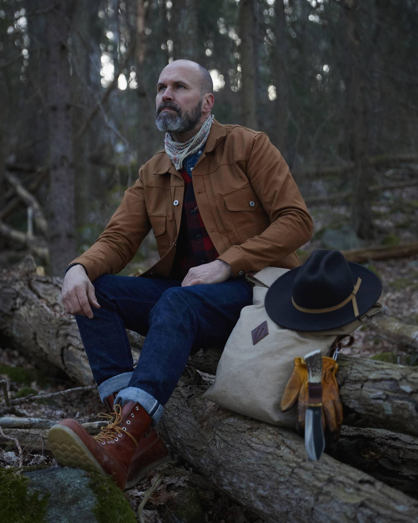 Lumberjack Rugged Style Ideas for Men -thomas.wijk_
