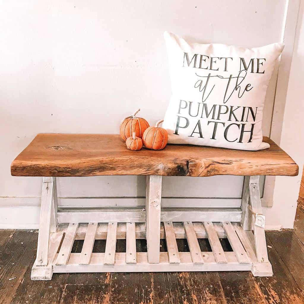 Rustic Sunroom Furniture Ideas blackdogwoodcreations