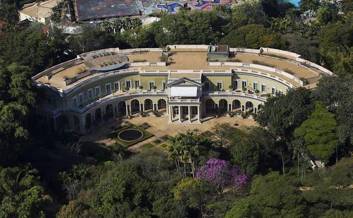 Safra Mansion – Brazil