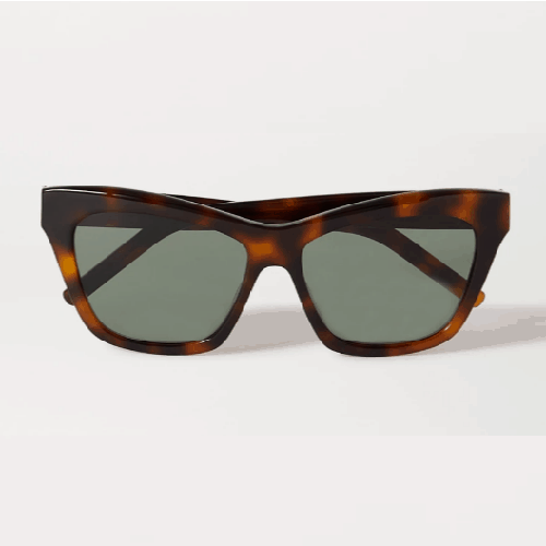 Saint-Laurent-Cat-Eye-Tortoiseshell-Sunglasses