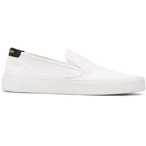 Saint-Laurent-Venice-Slip-On-Sneakers