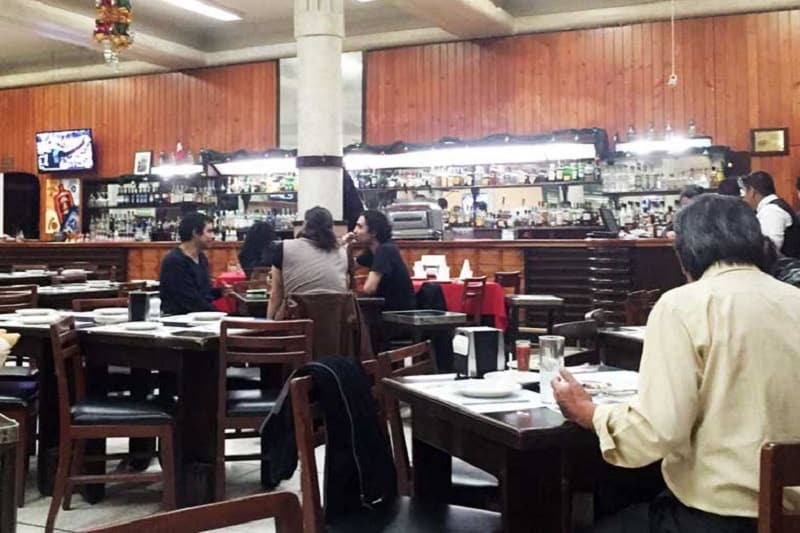 Salón Covadonga Bar to Scope Out in Mexico City