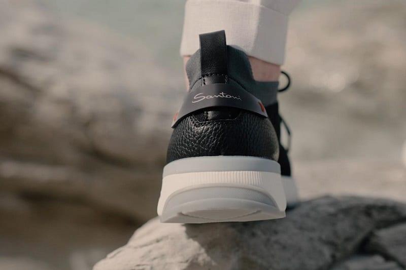Santoni Shoe Brand
