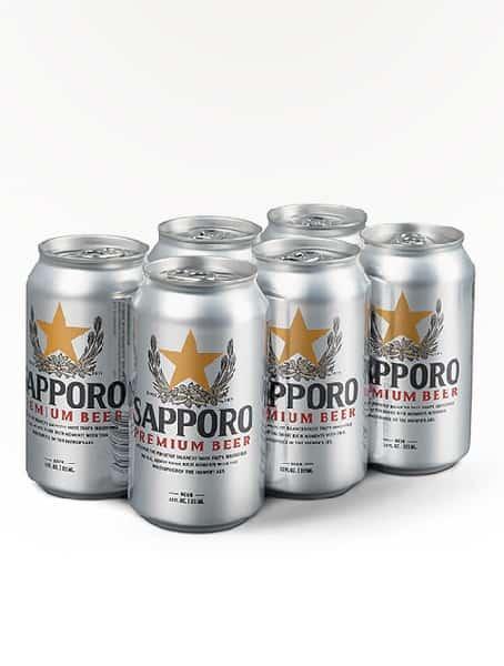 Sapporo-Premium
