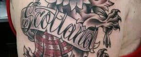 The Top 71 Best Scottish Tattoo Ideas – [2020 Inspiration Guide]
