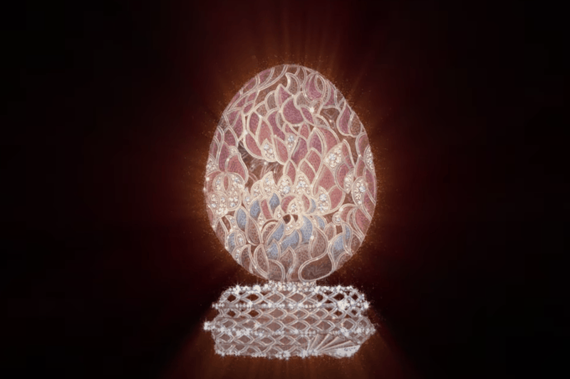 Fabergé Is Creating a 'Game of Thrones' Inspired Dragon Egg