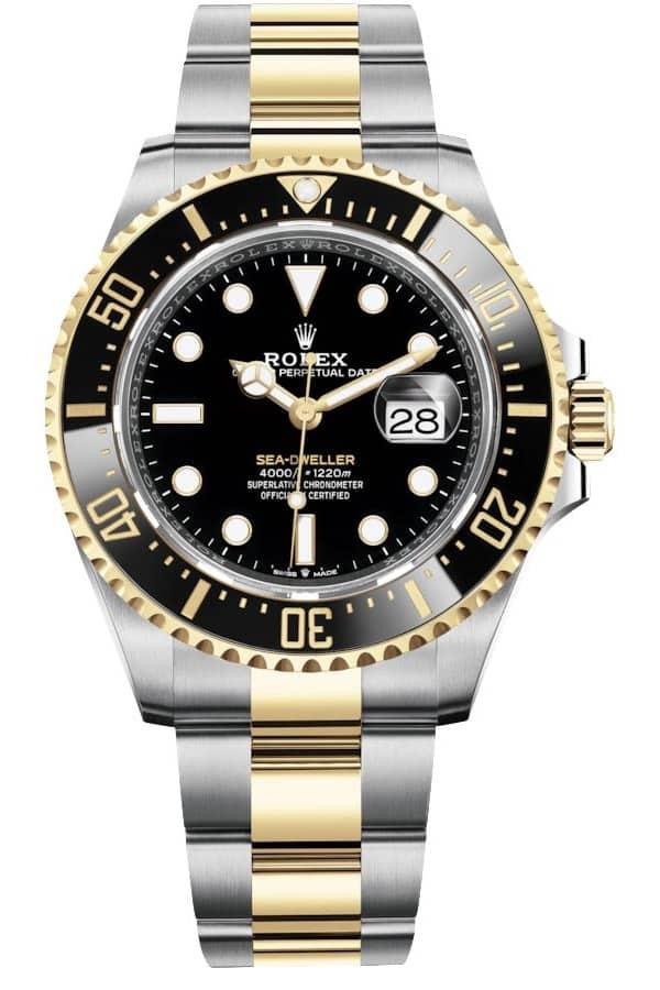 Sea-Dweller Rolex Watch