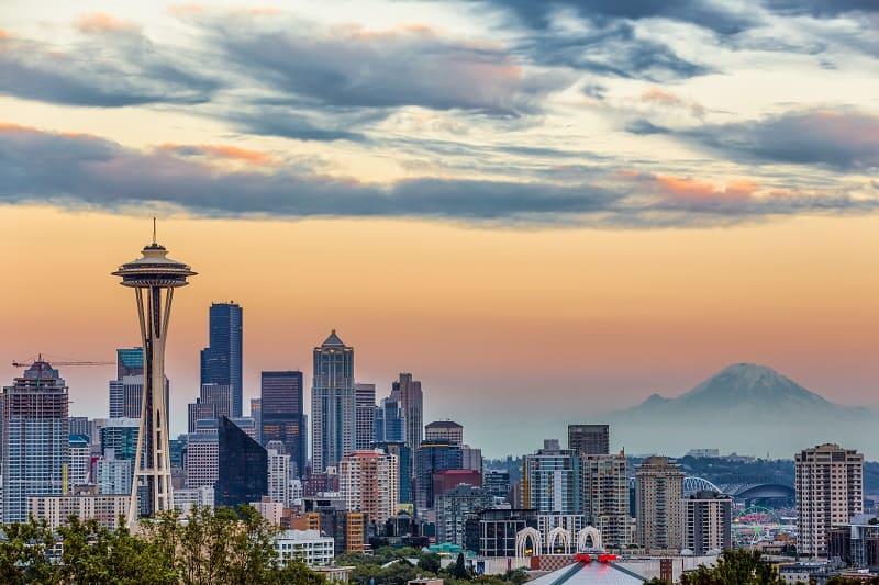 Seattle-Washington-USA