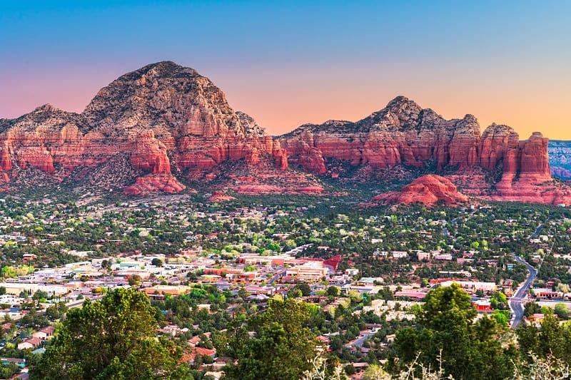 Sedona-Arizona