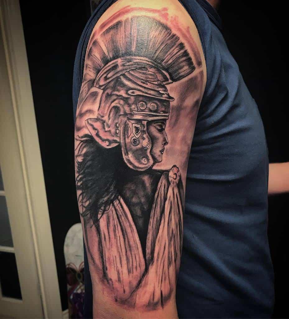 Shading Tattoo Sleeve Filler emjacobstattoo