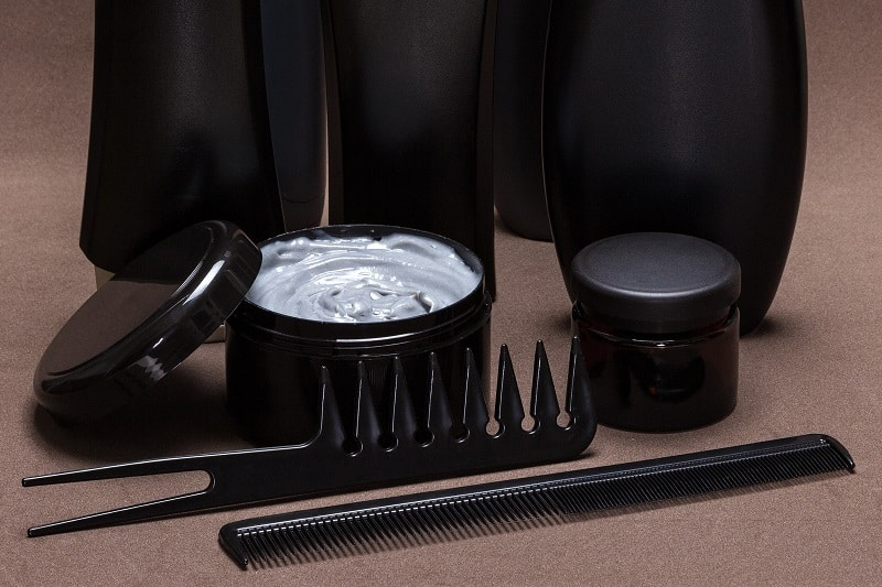 Shampoo And Pomade - Ultimate Men's Dopp Kit
