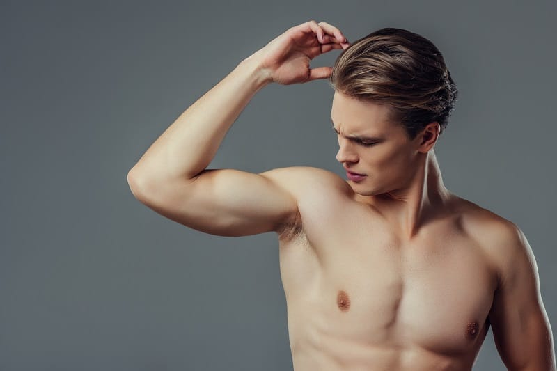 One Weird Question: Should Men Shave Their Armpits?