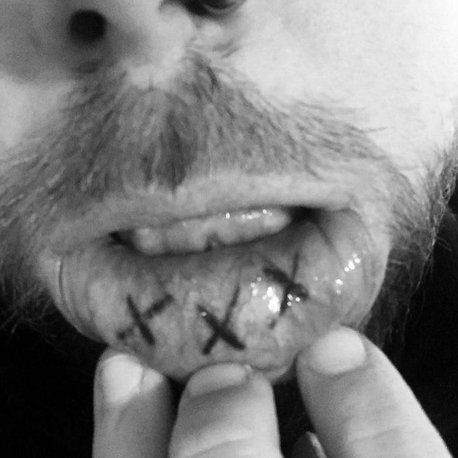 Simple Straight Edge Tattoo Chrissnelgrove