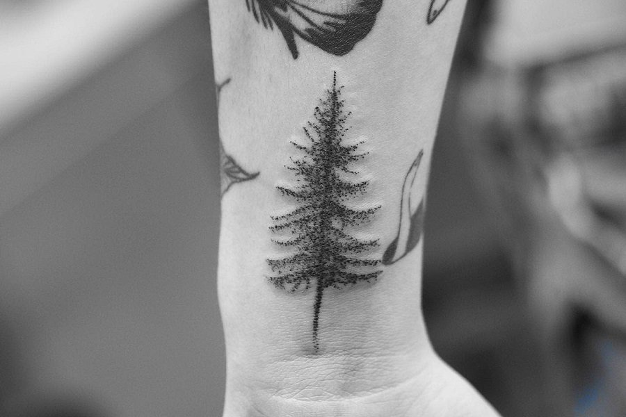 Top 67+ Best Tree Arm Tattoo Ideas – [2021 Inspiration Guide]