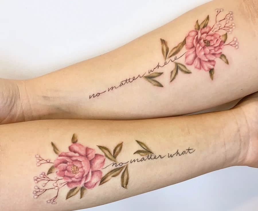 Top 70+ Best Matching Tattoo Ideas – [2021 Inspiration Guide]