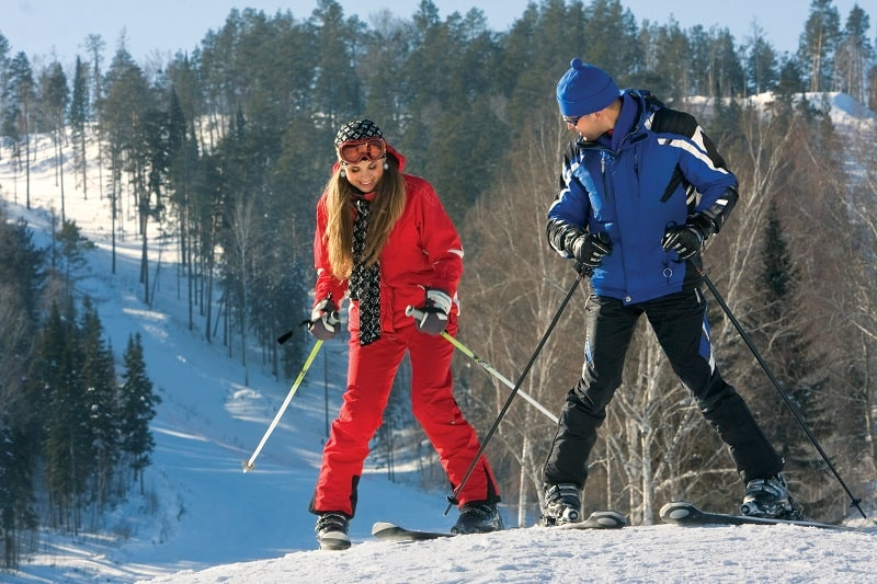 Skiing And Snowboarding Instructor - Patroller