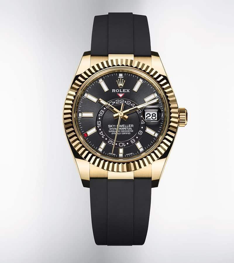 Sky-Dweller Rolex Watch