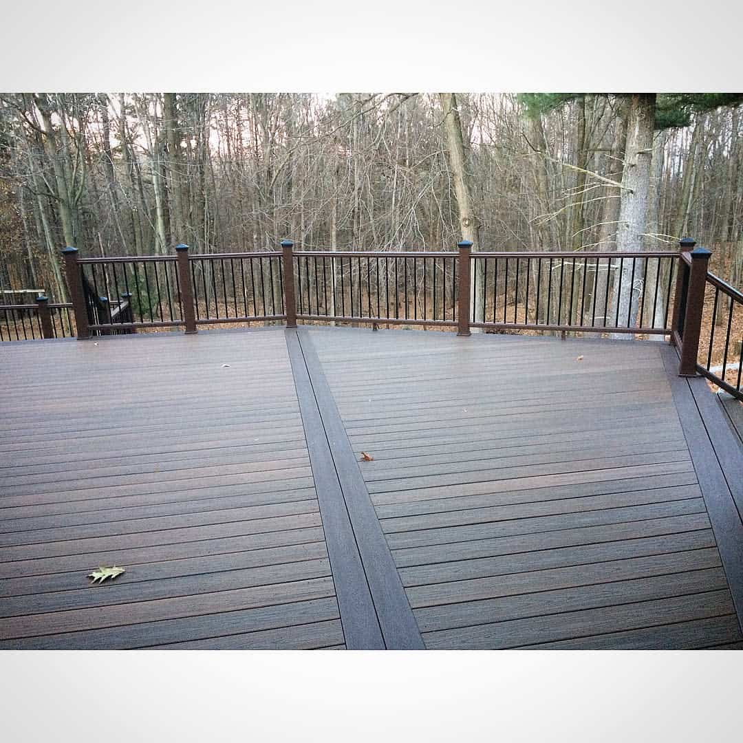 Slate Deck Color Ideas -creativedecksandlandscaping