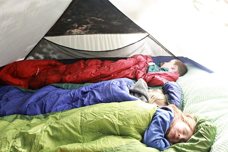 Sleeping - Camping Essentials