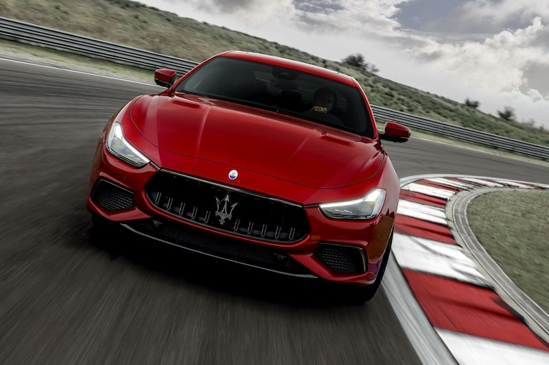 Maserati Deliver the Goods With the Trofeo Ghibli