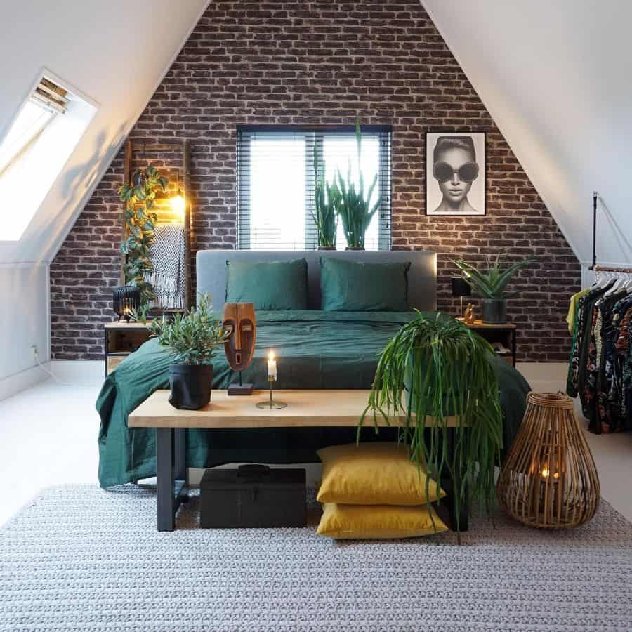 Small Attic Bedroom Ideas Industrieelchique