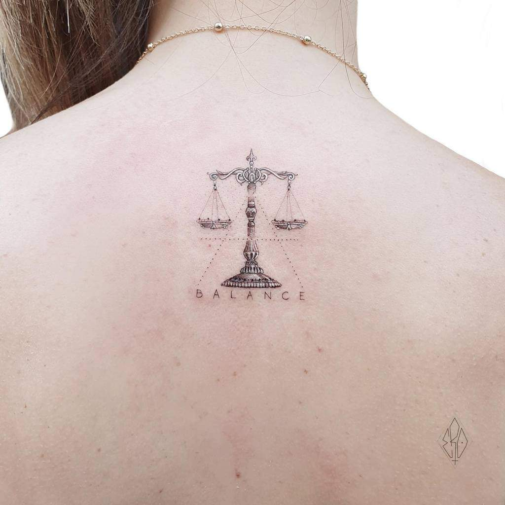 Small Back Tattoo For Women Ero11tattoo