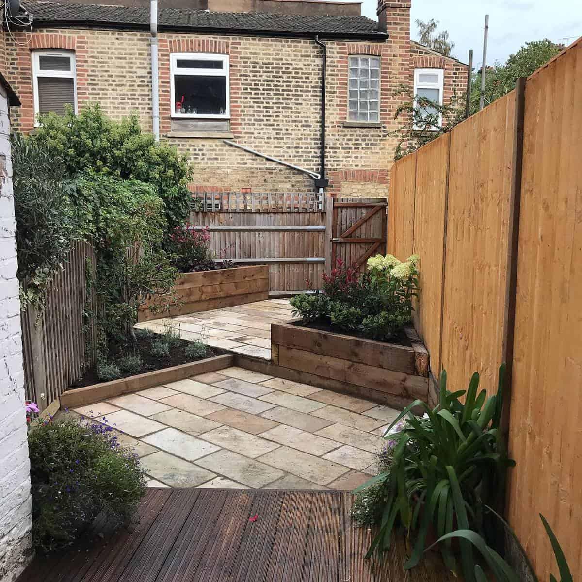 Small Backyard Grass Free Yard Ideas -culverlandscaping