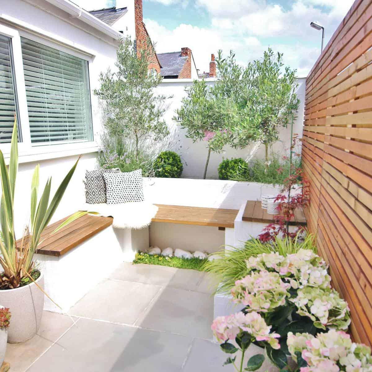 Small Backyard Grass Free Yard Ideas -myscandihomeinterior