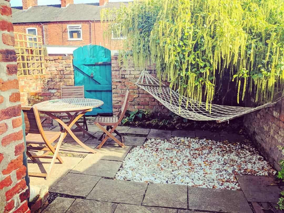 Small Backyard Grass Free Yard Ideas -orchardcottagerestoration
