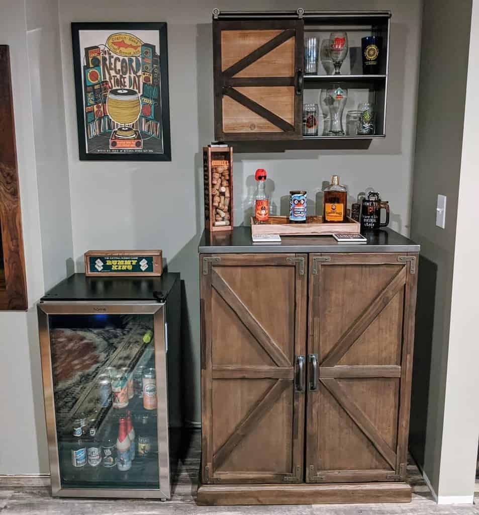 Small Basement Bar Ideas likelydisaster