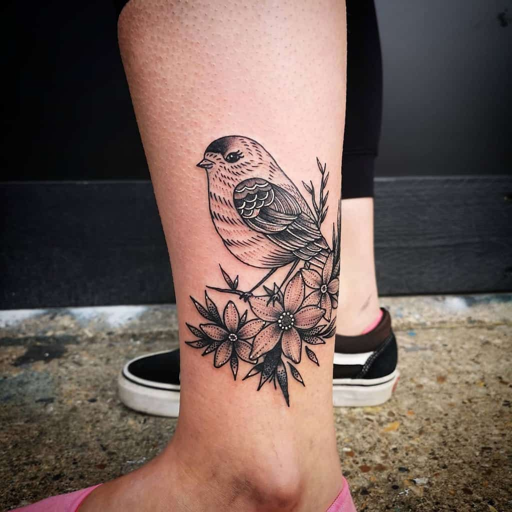 Top 61 Best Small Bird Tattoo Ideas - [2020 Inspiration Guide]