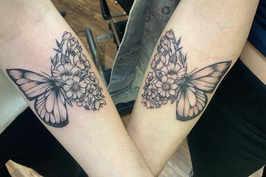 Top 60+ Best Small Butterfly Tattoo Ideas – [2021 Inspiration Guide]