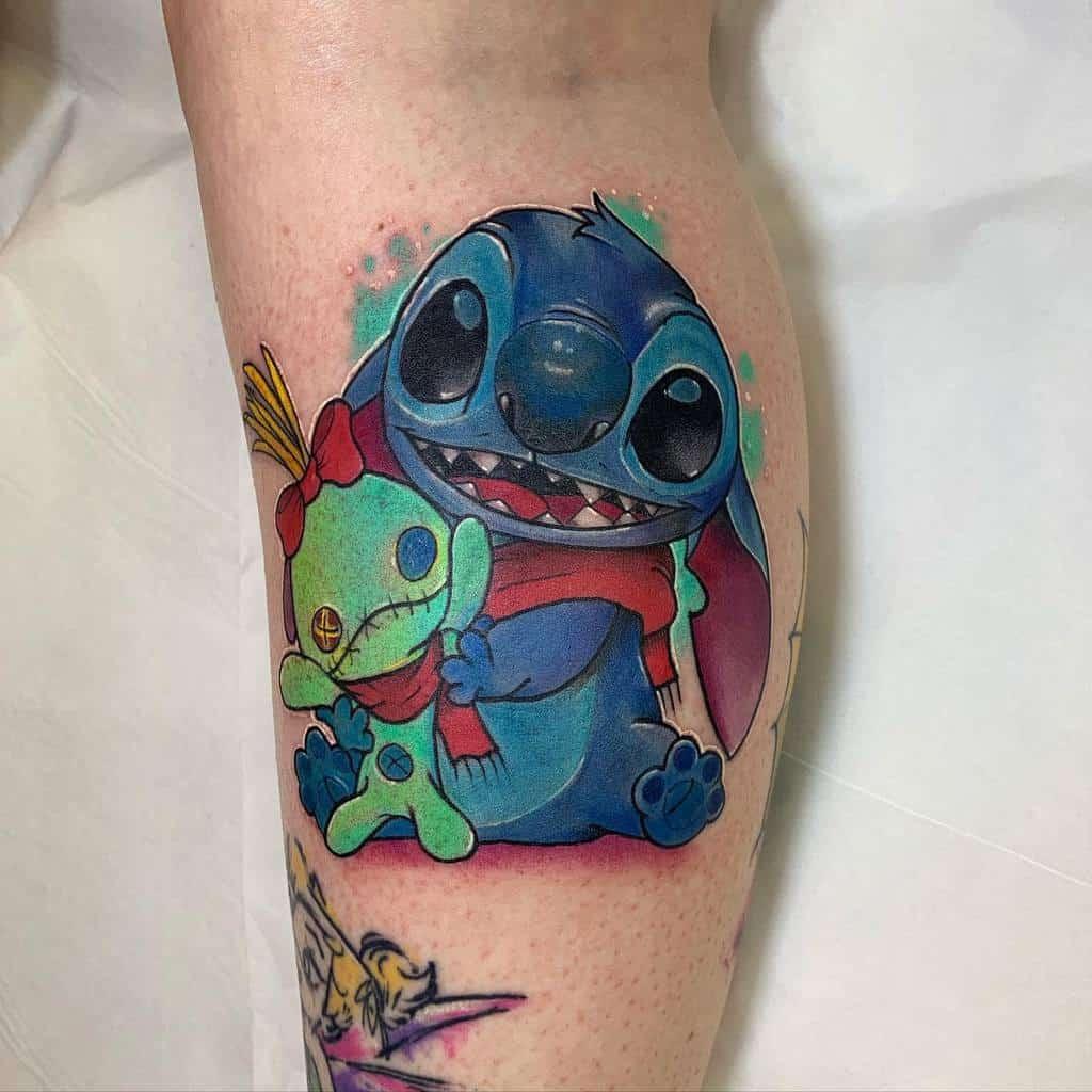 Small Cute Disney Tattoos cal_tattoos